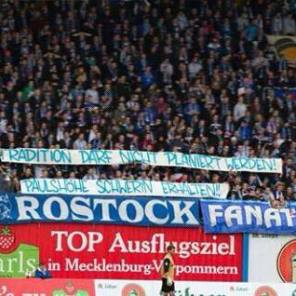 FCH Fans supporten Paulshöhe