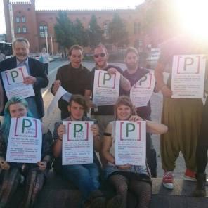 Die Punx von Pfaffenteich - Coole Leute....