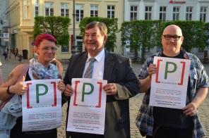 Klaus Lembke (CDU) für Paulshöhe