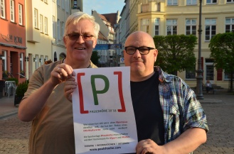 Torsten Berges (ASK) Dirk Rosehr (Linke)