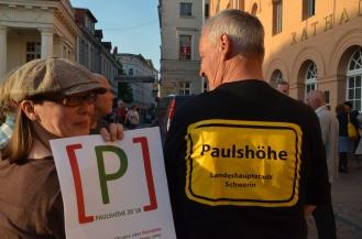 Paulshöhe Schwerin erhalten!